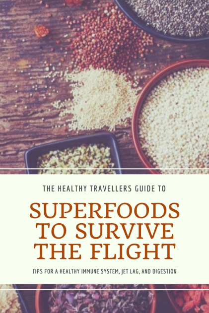 The healthy travellers guide